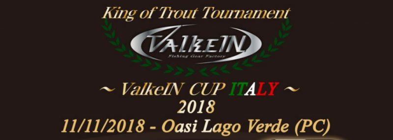 valkein cup italia 2018