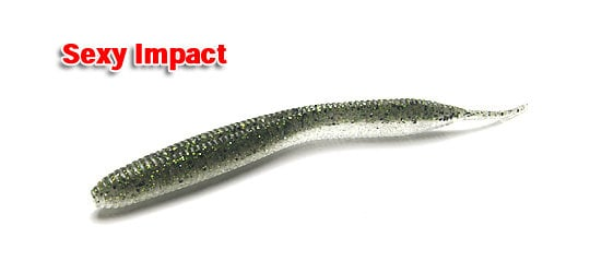keitech swing impact pesca spinning black bass spigola luccio silicone artificiale shad