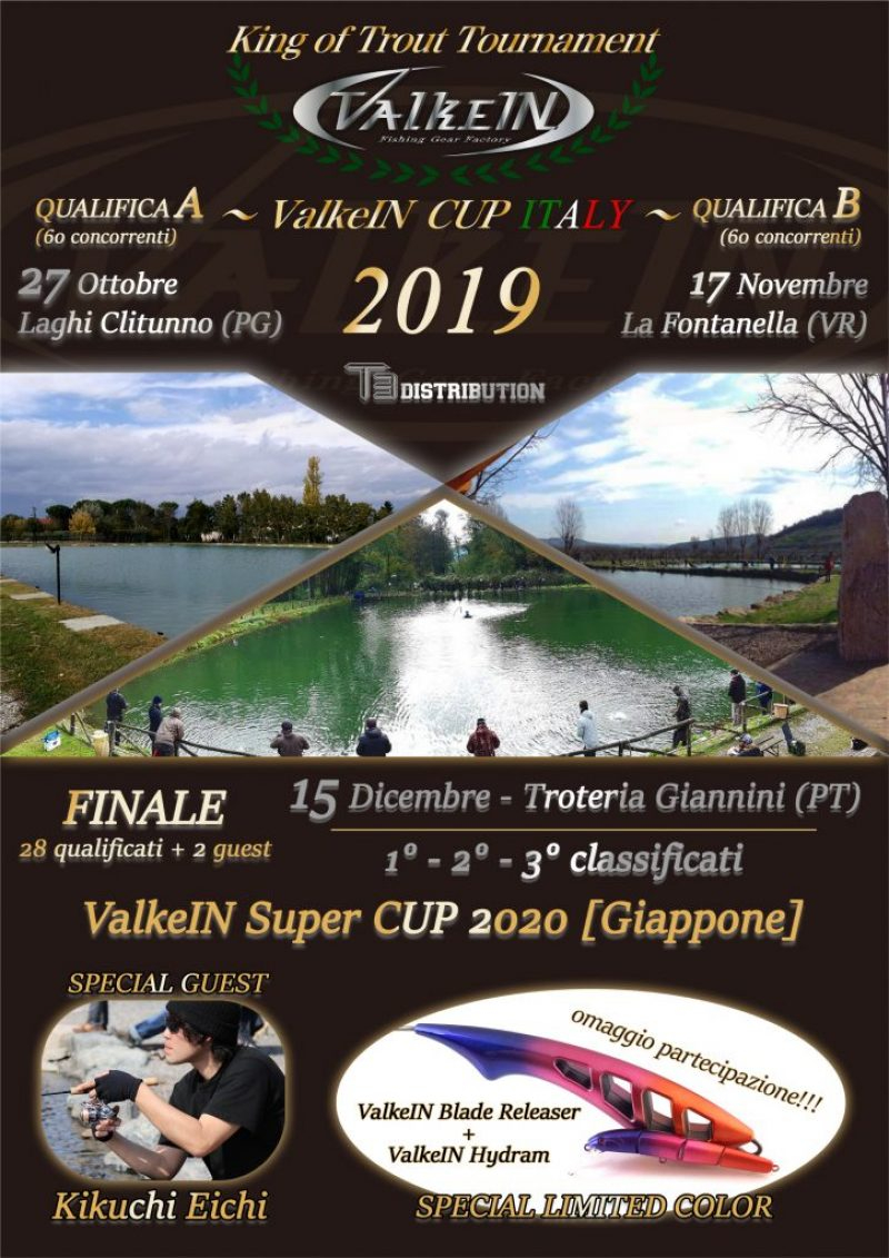 ValkeIN CUP Italy 2019